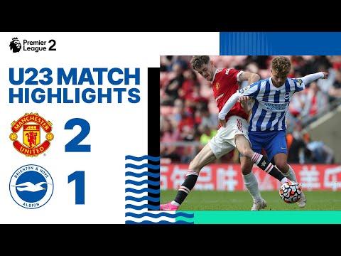 MU23 Goals: Man Utd 2 Albion 1