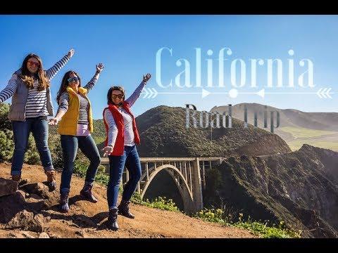 California Road Trip | travel diary // San Francisco and Big Sur