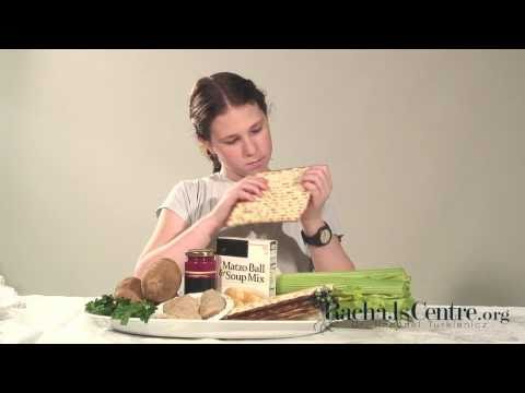 What Food To Eat During Passover