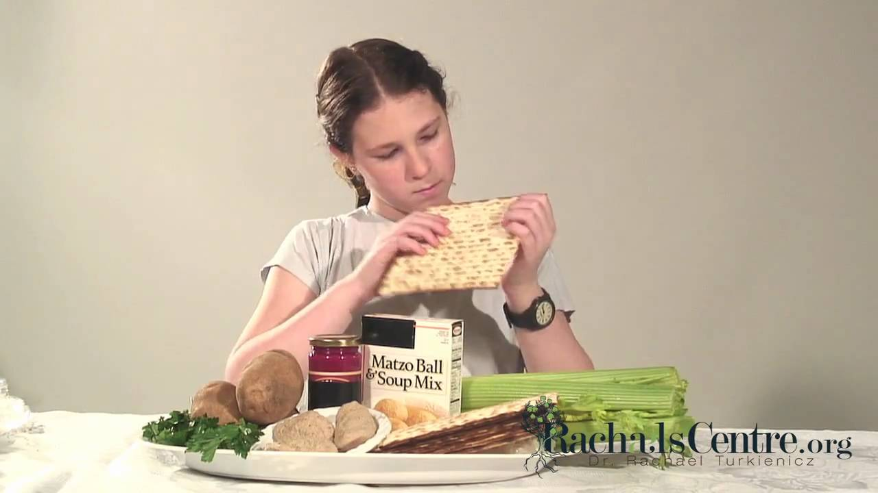 Enjoying Jewish meals