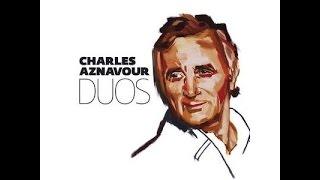 Elton John & Charles Aznavour - Hier encore (2008)