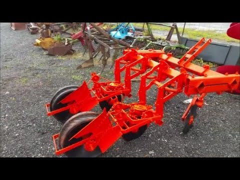 New Implements 2 Row Planter Cultipacker Tractor Weight Pack