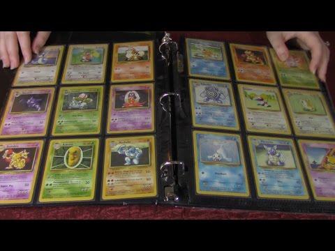 ASMR Card Collection Supplies