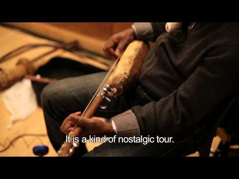 Salif Keita The acoustic tour trailer 2014