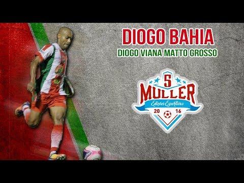 Diogo Bahia - Lateral DireitoRight Defender - 2018