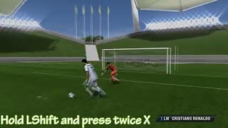 FiFa 13 Skills for Keyboard -Part1-