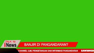News TV Lower Third Green Screen From Indonesia