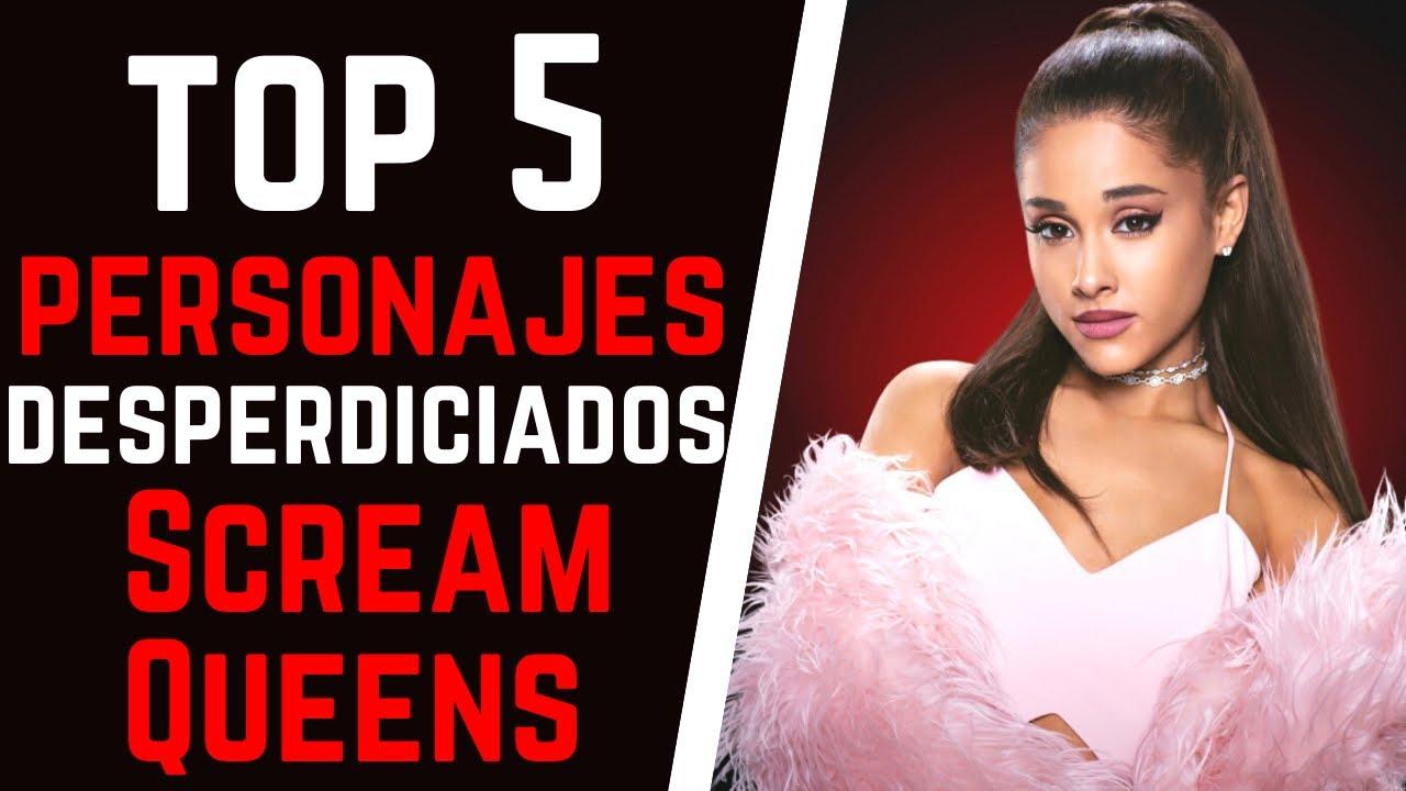 Top 5 Personajes Desperdiciados en Scream Queens (Spoiler)