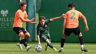 Видеообзор матча Краснодар U16 Аланьяспор U17 Турция