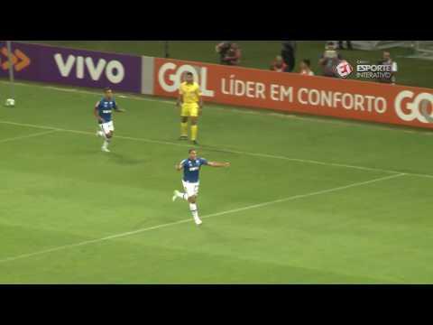 Melhores Momentos - Gols de Cruzeiro 2 x 0 Atlético-GO - Campeonato Brasileiro (11/06/2017)