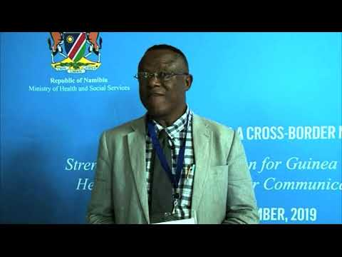 Namibia, Angola Hold Annual Cross-border Meeting On Eradicating Neglected Tropical Diseases-NBC