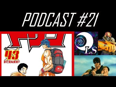 AH Podcast #21 Toriko Manga Has Ended