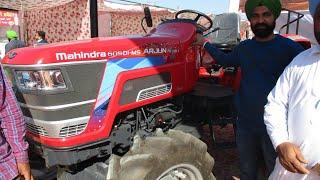 New model Mahindra Arjun Novo 605 Di ms | 55 HP Tractor | full review with price