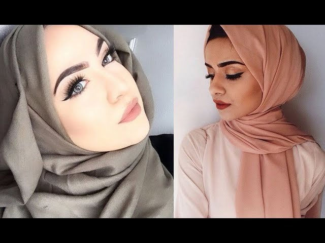 Everyday Hijab Tutorial Daily Hijab Tutorial Simple Easy Part 2 Youtube