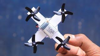 Cómo hacer un mini drone casero