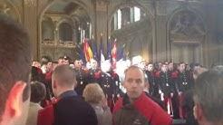 Chant Promo De Castelnau à l'Hôtel de ville de Nancy