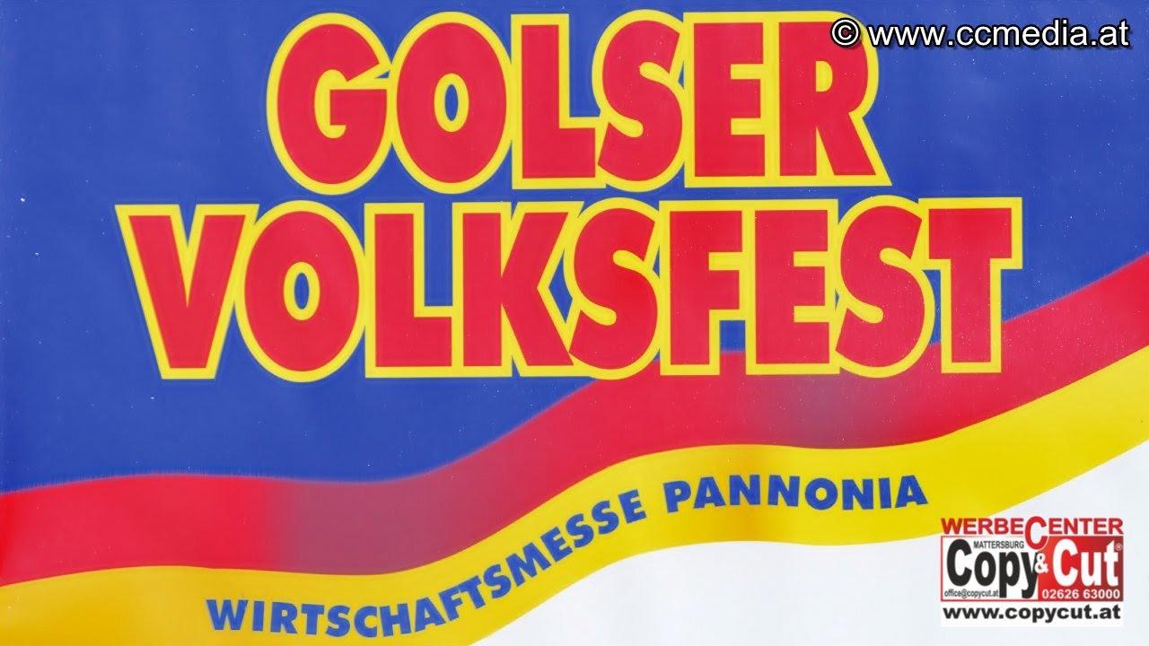 Bildergebnis für golser volksfest logo