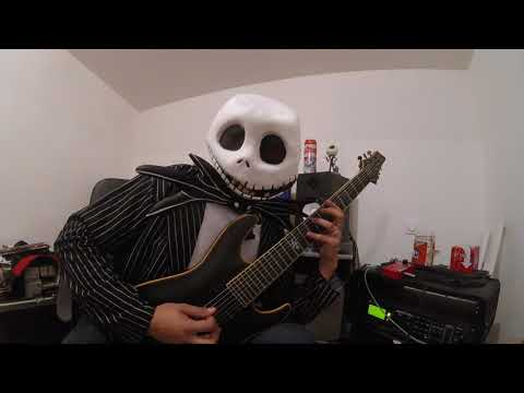 !!Special Halloween!! KoRn - Kidnap The Sandy Claws cover !!Special Halloween!!