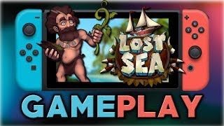 Lost Sea | First 10 Minutes | Nintendo Switch