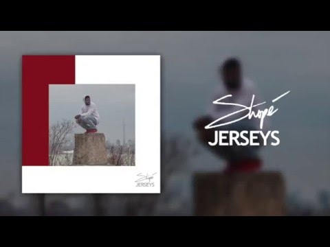 Shopé - Jerseys ft. Shiwan (@allofshope @rolemodelrecord)