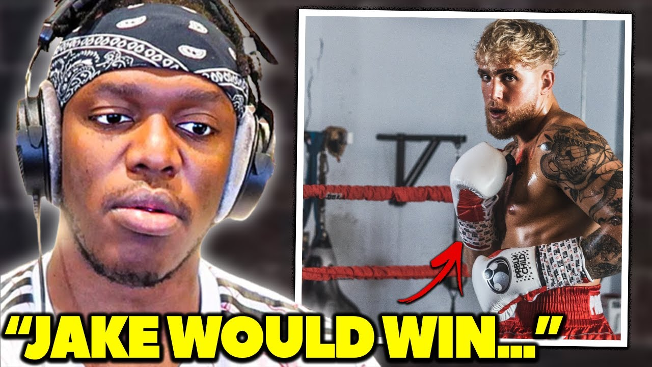KSI Reveals Why He WON'T Fight Jake Paul On The Impaulsive Podcast