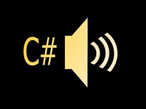 Creating .WAV Audio Files In C# - BinaryWriter