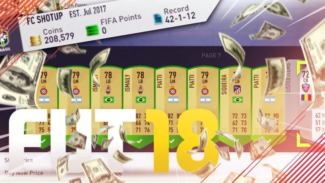 Super Veel Coins Verdienen Trading Tips 1 Fifa 18 Nederlands