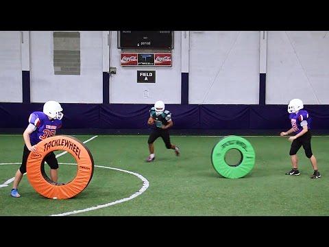 Tackle Wheel Drills