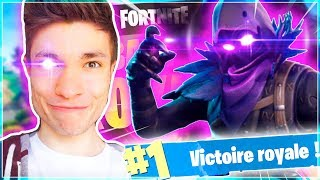 TOP 1 WITH THE SKIN? Fortnite Battle Royale