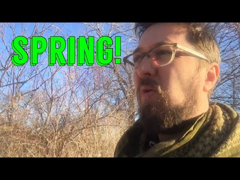 Meterological Spring: Nature Vlog # 37
