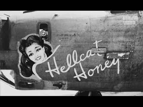 Classic B-24 Nose Art - Pacific