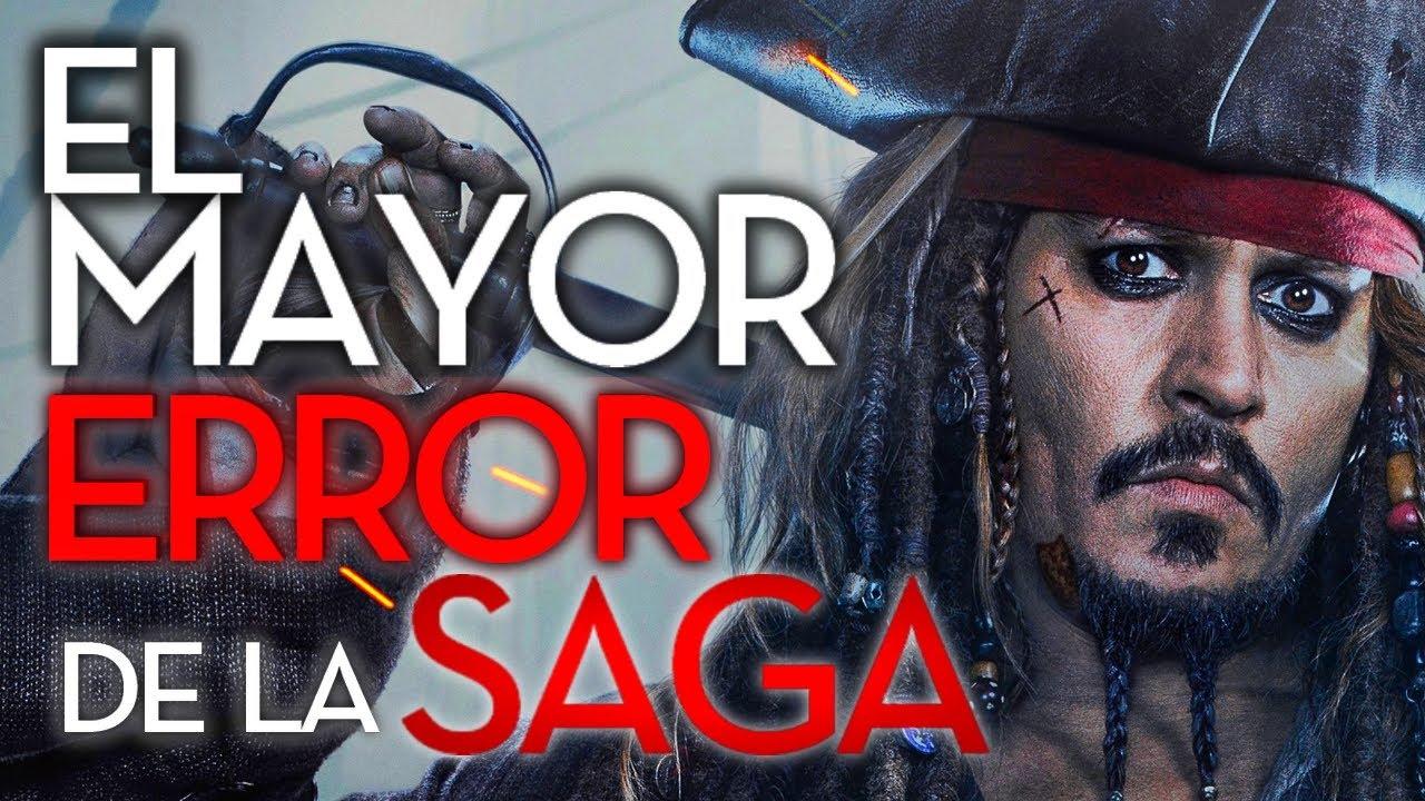 ¡Error monumental de guión! | Piratas del Caribe La Venganza de Salazar - CineVlogs