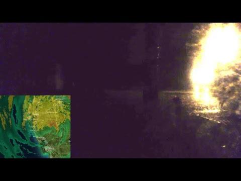 Hurricane Irma Landfall in Seminole, Pinellas County, FL