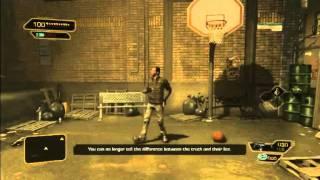 Deus Ex Human Revolution - riot act