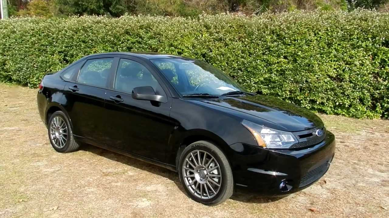 2011 FORD FOCUS REVIEW...2009 Ford Focus Ses