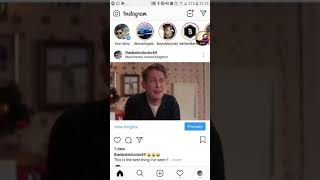 HOME ALONE GOOGLE ADVERT Mcauley Culkin as Kevin McCallister Very Funny Video Sketch