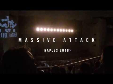 Massive Attack Napoli 2016