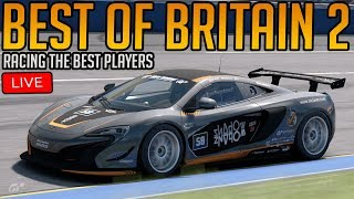 Gran Turismo Sport: Racing Against The Best British Players  [Best of Britain Qualifier] thumbnail