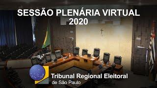PAUTA DA SESSÃO DE 13 DE ABRIL DE 2020 1 - PROCESSO Nº 0600004-04.2019.6.26.0288 2 - PROCESSO Nº 0601639-11.2019.6.26.0000 3 ...