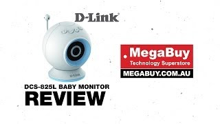 Megabuy Reviews - D-Link Baby Monitor DCS-825L
