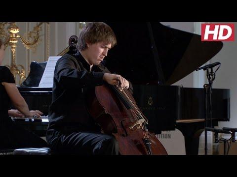 #TCH15 - Cello Round 1: Alexey Stadler