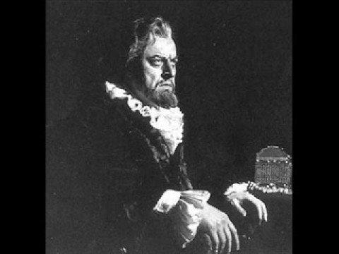 Boris Christoff - Aria of Attila