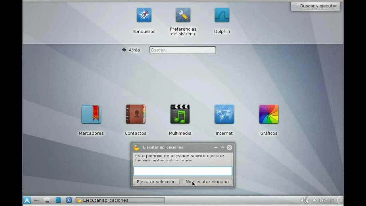 2  2 Instalar KDE en Arch Linux + Personalizaci u00f3n   YouTube