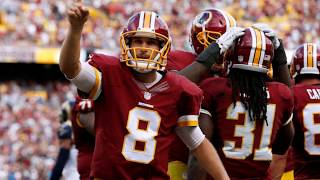 Seattle Seahawks vs  Washington Redskins NFL Week 9 Analytics