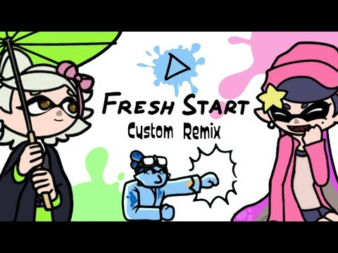 Rhythm Heaven Custom Remix | Fresh Start - Splatoon 2