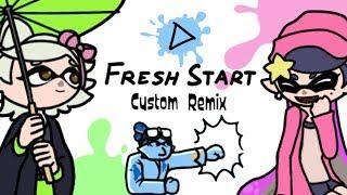 Rhythm Heaven Custom Remix   Fresh Start - Splatoon 2
