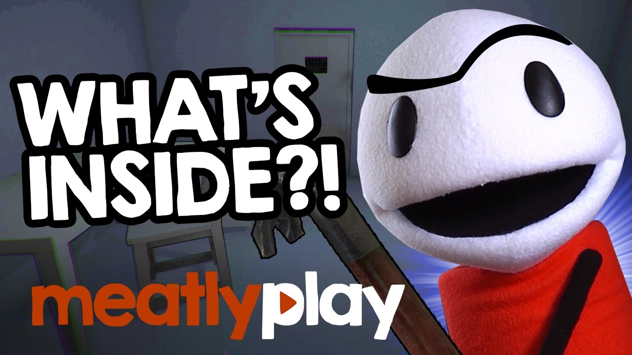 """WHAT'S INSIDE?!"" 