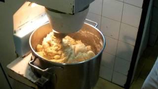 como se hace la masa de los churros.AVI