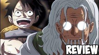 One Piece 937 Manga Chapter Review: New Haki Level Revealed!