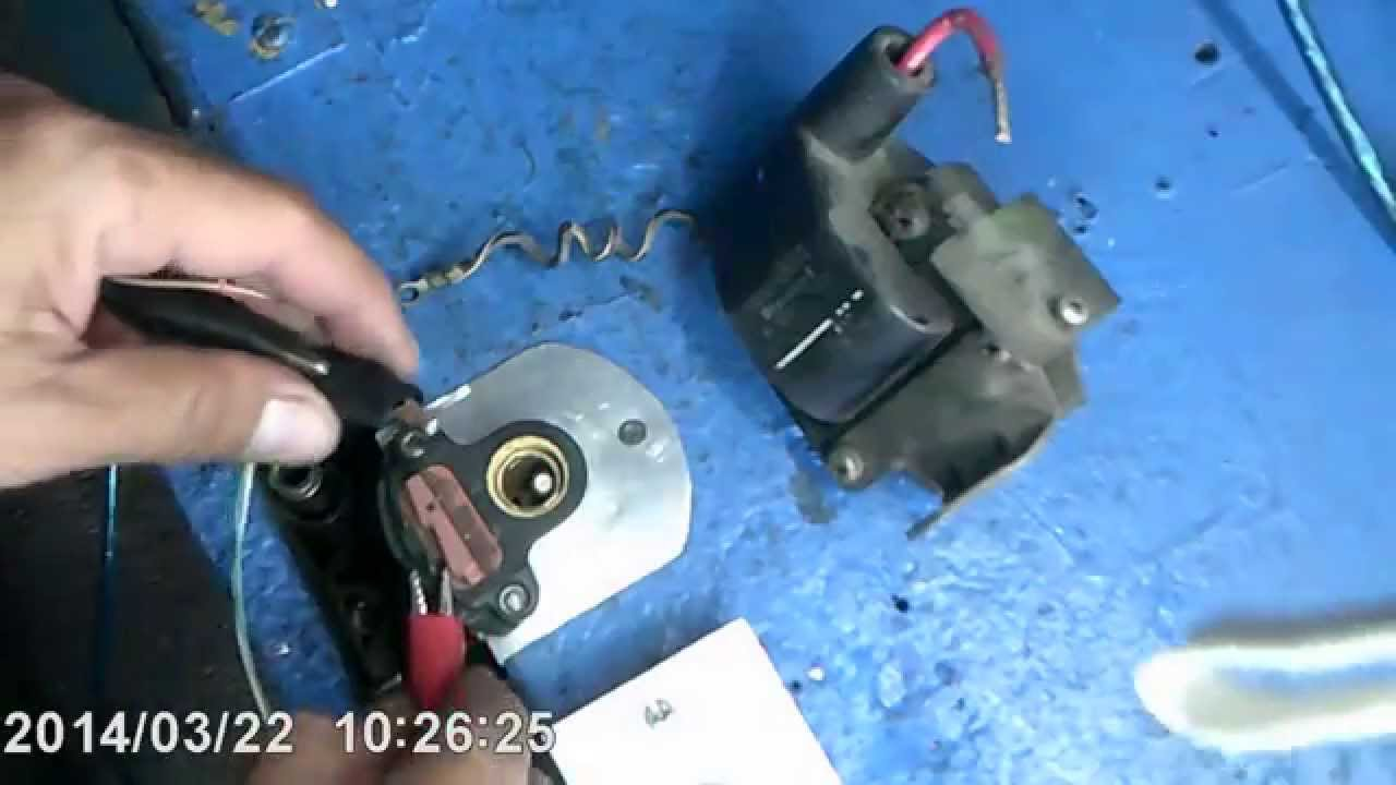 small resolution of how to test nissan sentra i c m igntion control module w out housing youtube